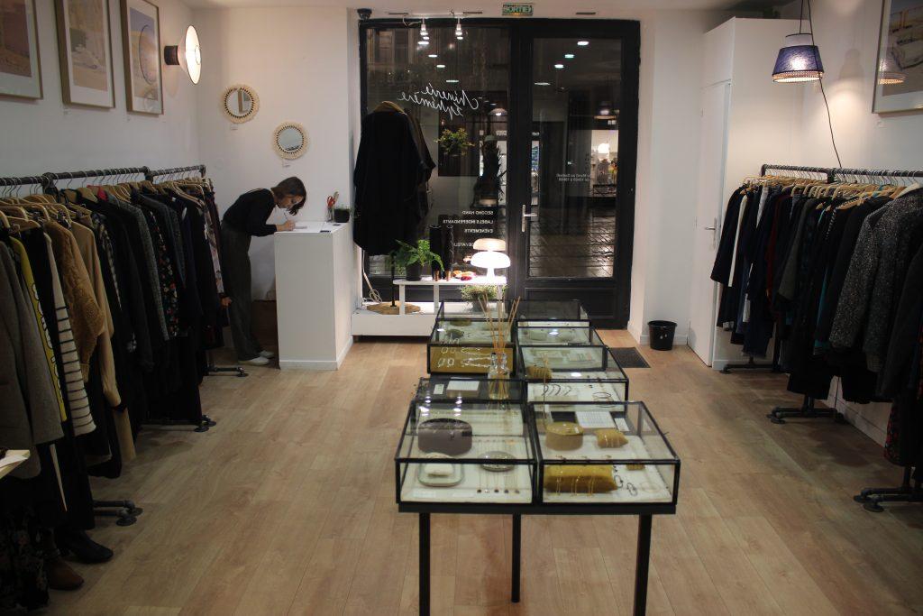 La boutique Chinerie Éphémère - Dépôt-vente à Montpellier