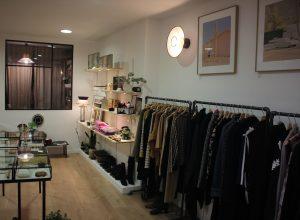 Vue de la boutique Chinerie Éphémère - Dépôt-vente à Montpellier