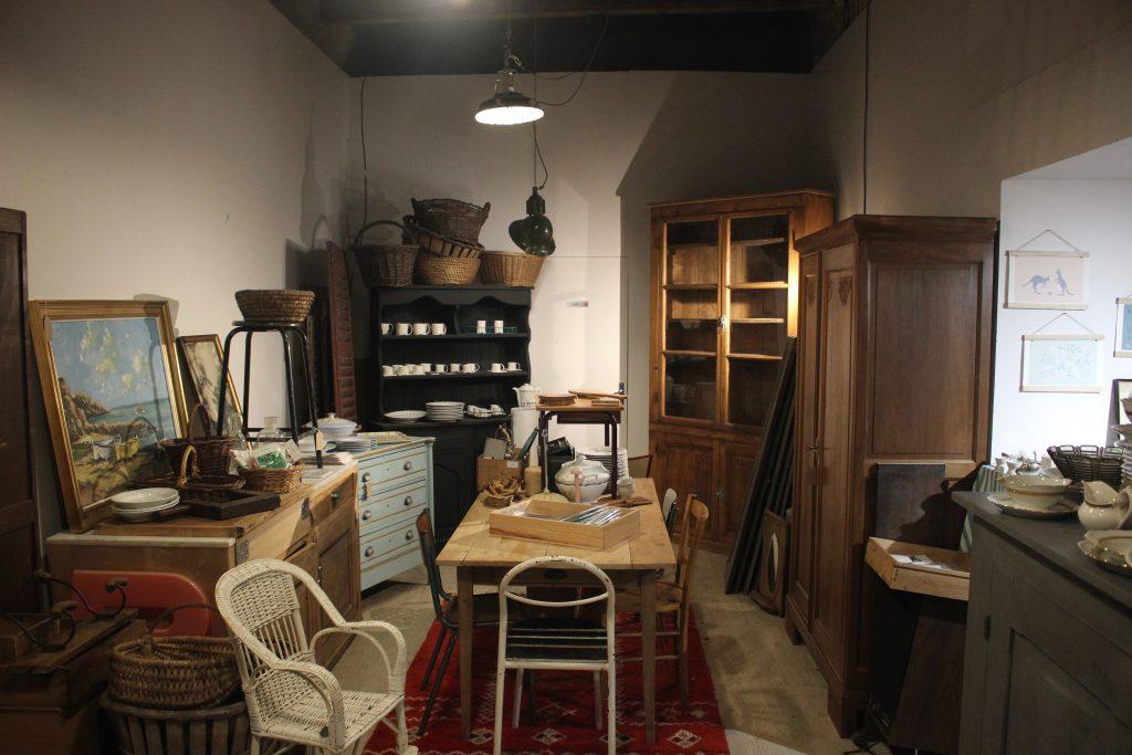 Photo de la boutique brocante Chic & Bohème à Montpellier