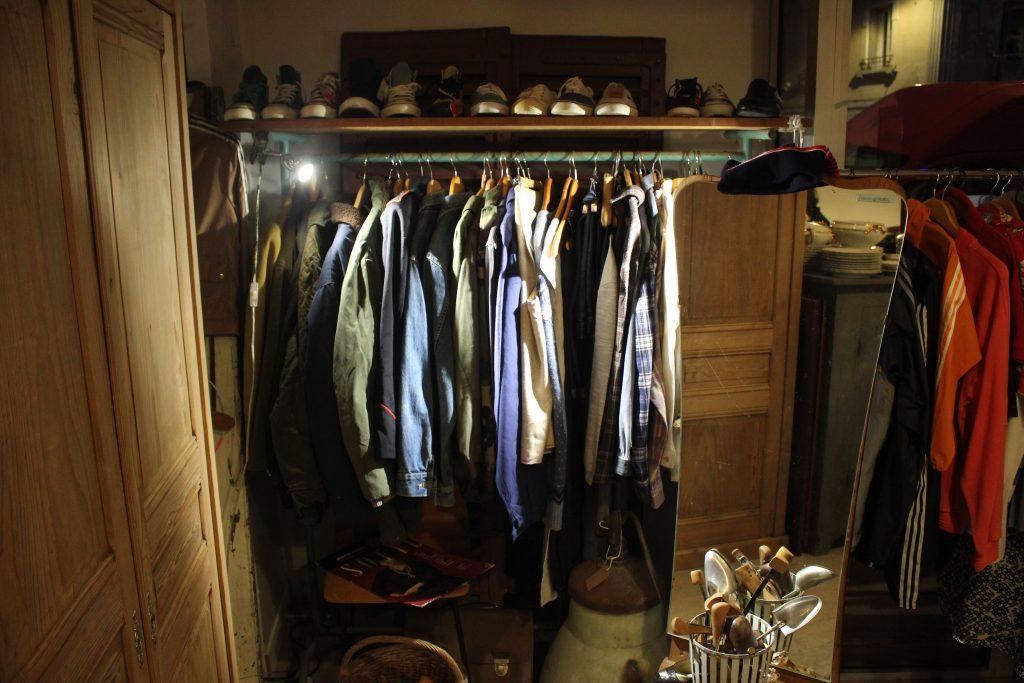 Photo des vêtements seconde main vendus à Chic & Bohème à Montpellier