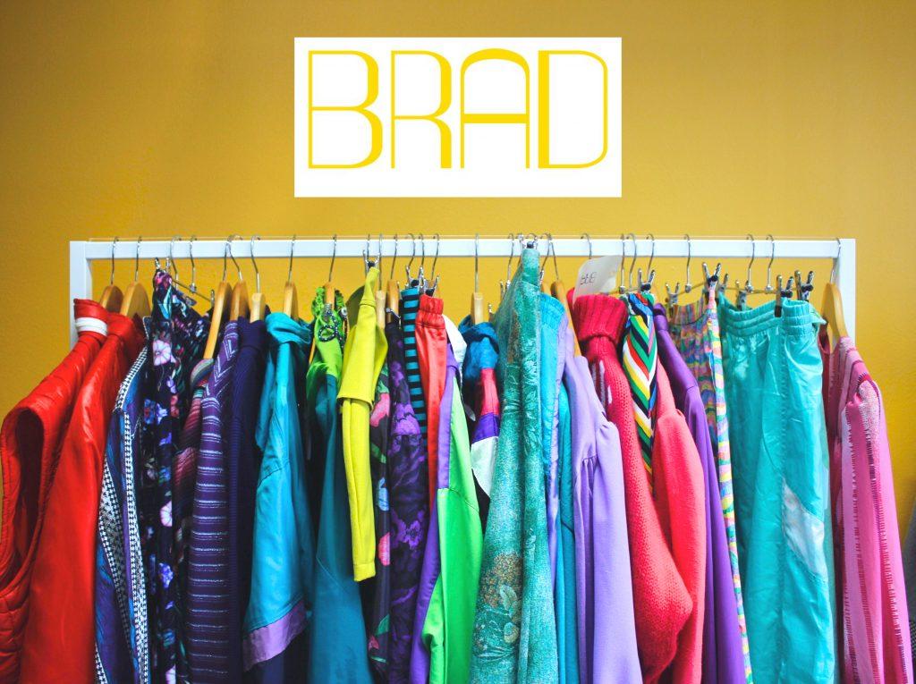 Découvrez Brad Boutique, friperie à Montpellier, notre friperie de la semaine