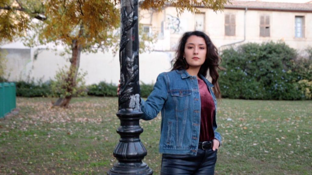 Arianne tenue extérieure La Boutique Friperie Montpellier