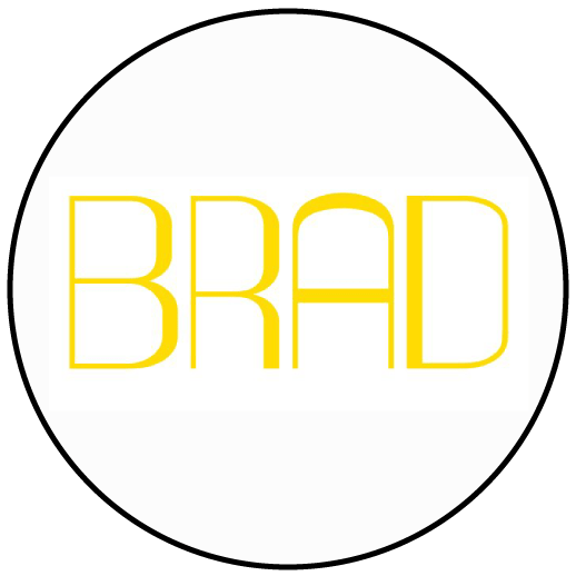 Logo Brad Boutique friperie Montpellier