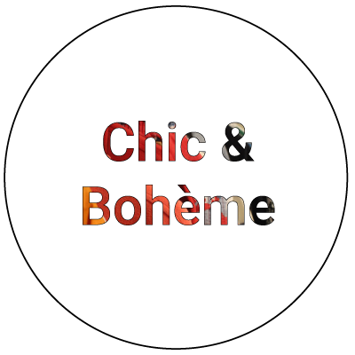 Logo Chic & Bohème Friperie Montpellier