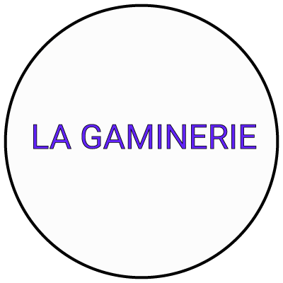 Logo La gaminerie friperie Montpellier