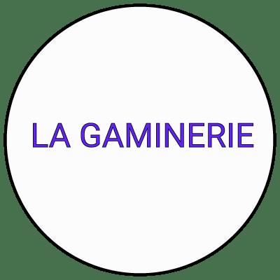 Logo La Gaminerie friperie Montpellier