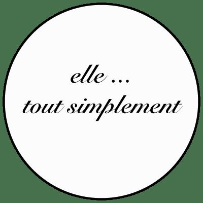 Logo elle ... tout simplement dépôt-vente Montpellier
