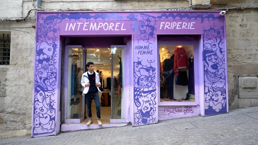 Nathan style #1 Intemporel friperie Montpellier