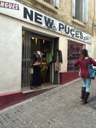 Image New Puces friperie Montpellier