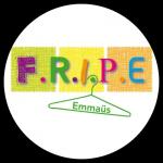 Logo Fripe Emmaüs Friperie à Reims