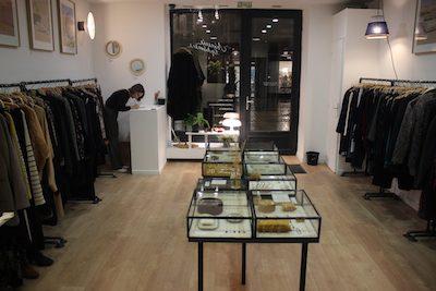 image boutique chinerie éphémère dépôt-vente à Montpellier