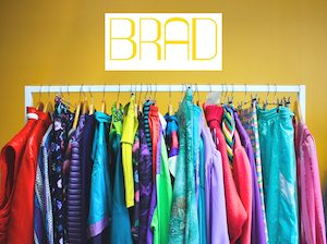 Image Brad Boutique friperie Montpellier