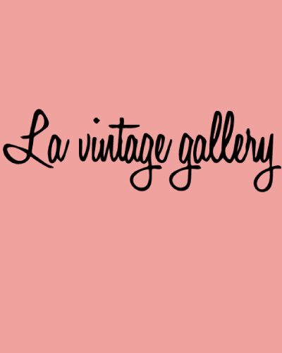 Image La Vintage Gallery friperie Montpellier