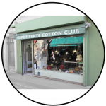 Logo Cotton Club Depot Vente Toulon