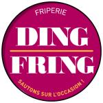 Logo Ding Fring Friperie à Reims