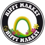 Logo Hippy Market Friperie à Nice