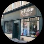 Logo Le Podium Dépôt-vente Metz
