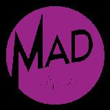 Logo Mad Vintage friperie à Reims