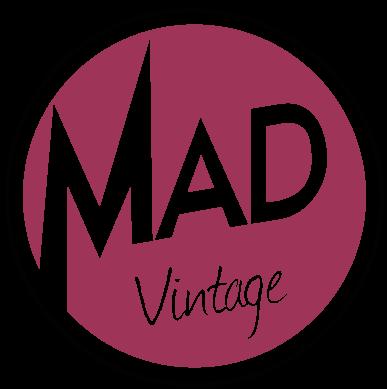 Logo Mad Vintage Friperie Aix en provence