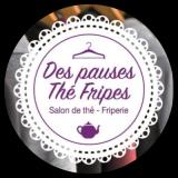 Logo des pauses thés fripes friperie Saint-Étienne