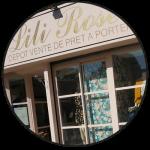 Logo Lii Rose Dépôt-vente à Grenoble