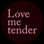 Logo Love Me Tender Friperie à Lyon