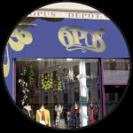 Logo Opus Dépôt-vente à Grenoble