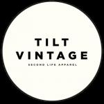Logo Tilt Vintage Friperie Lyon