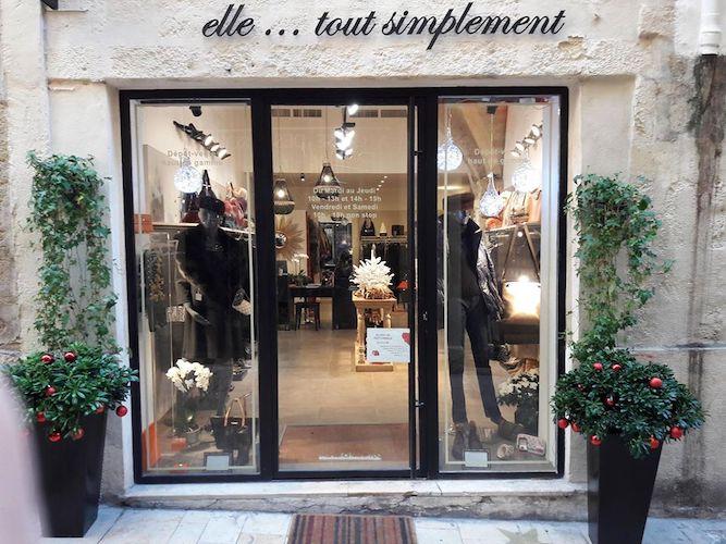 Image boutique du dépôt-vente elle ... tout simplement à Montpellier