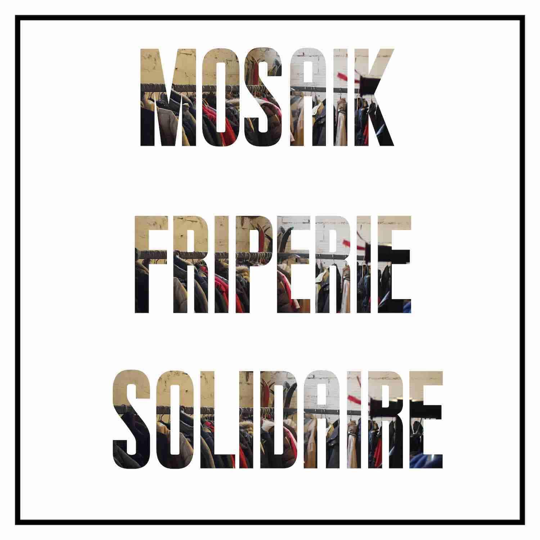 "Image boutique ""Mosaik"" friperie Toulouse"