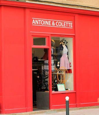 Image Antoine & Colette friperie Rennes