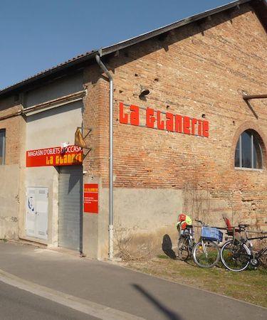 """Image boutique """"La Glanerie"""" #2 friperie Toulouse"""