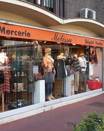 """Image boutique """"Mélissa boutique"""" dépôt-vente Toulouse"""
