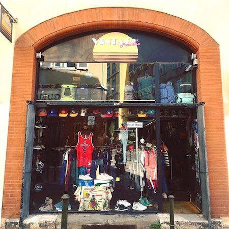 Image Vintage Paradise friperie Toulouse