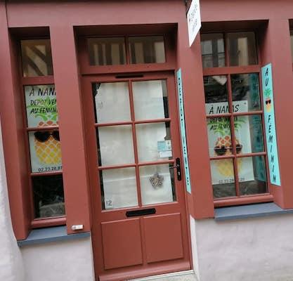 Image À Nanas dépôt-vente Rennes
