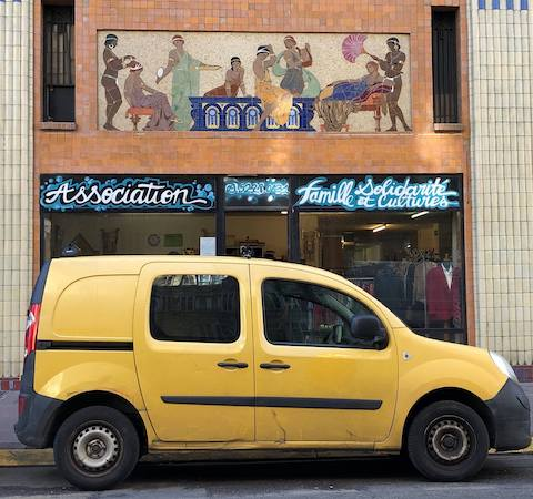 Image Asso Solidarité & Culture friperie Marseille