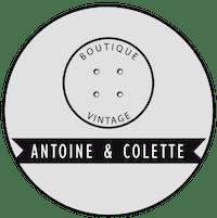 Logo Antoine & Colette friperie Rennes