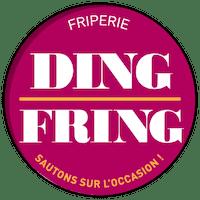 Logo Ding-fring – Marsauderies friperie Nantes