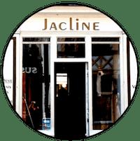 Logo Jacline dépôt-vente Rennes
