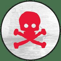 Logo Joli Rouge Brocante friperie Marseille
