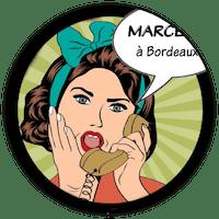 Logo Marcelle friperie Bordeaux