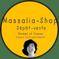 Logo Massalia shop Marseille