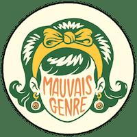 Logo Mauvais genre friperie Nantes