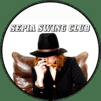 Logo Sepia Swing Club friperie Marseille