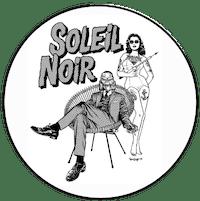 Logo Soleil Noir friperie Rennes