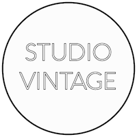 Logo Studio Vintage dépôt-vente Marseille