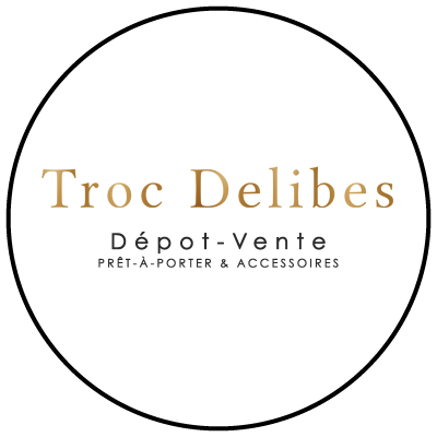 Logo Troc Delibes friperie Marseille