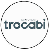 Logo Trocabi friperie Rennes
