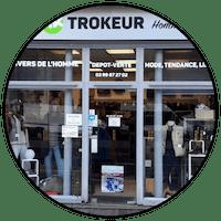 Logo Trokeur friperie Rennes