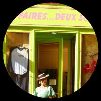 Logo affaires deux sous friperie Aix-en-Provence
